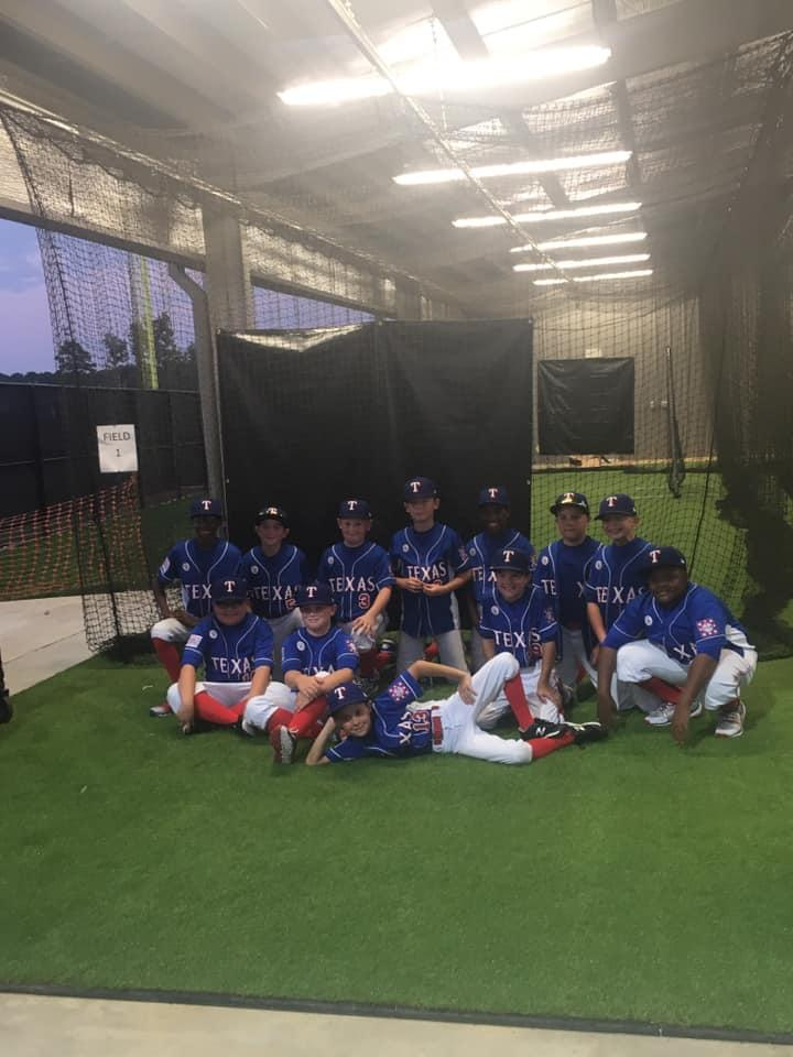 Center 10U Texas State Champs advance to final six in Dixie Youth