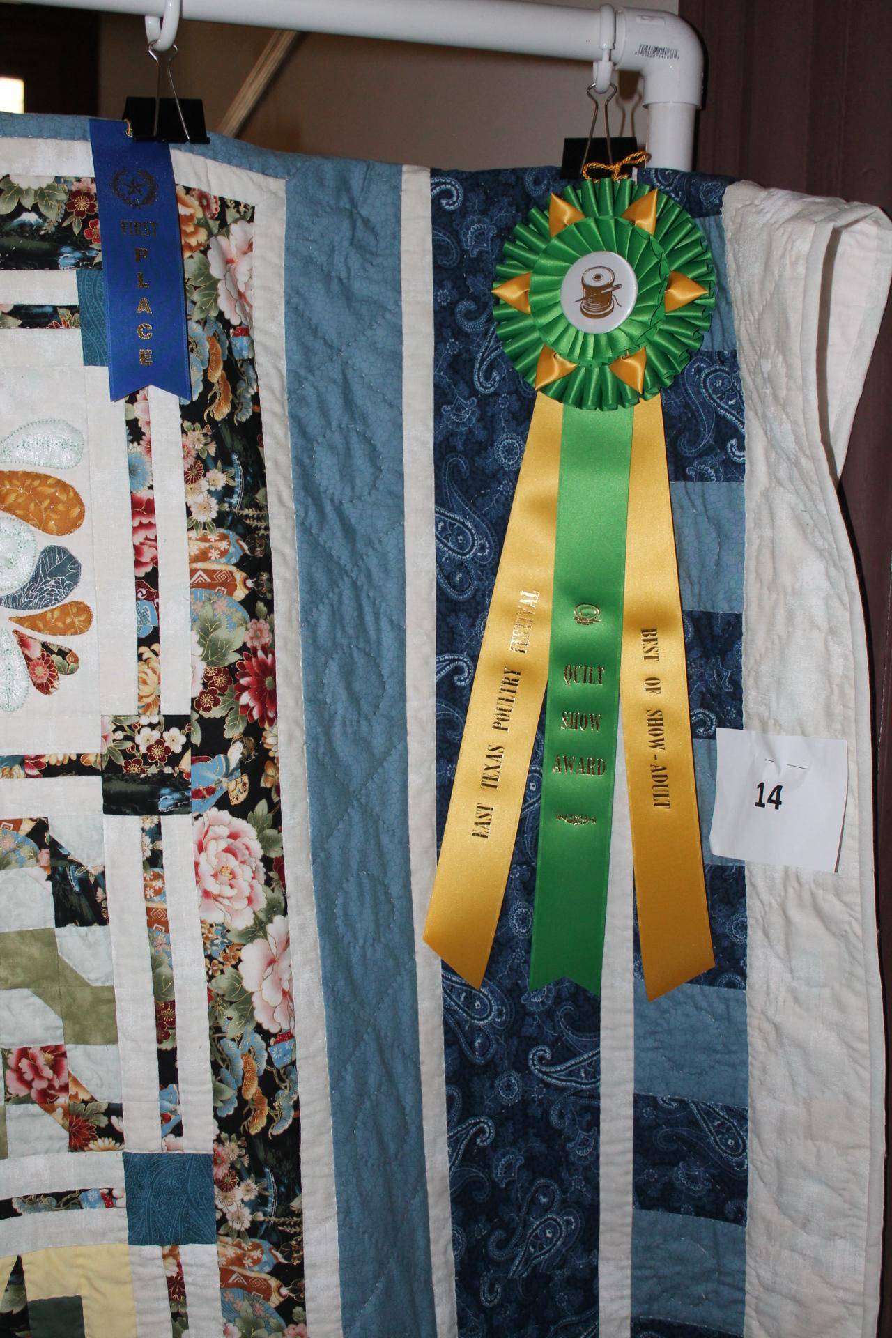 Quilt Show And Arts Crafts Show Winners Announced Center Light And Champion