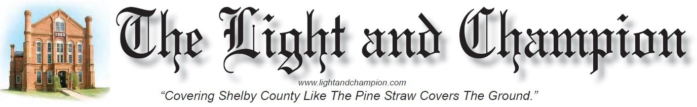 Center Light and Champion Logo