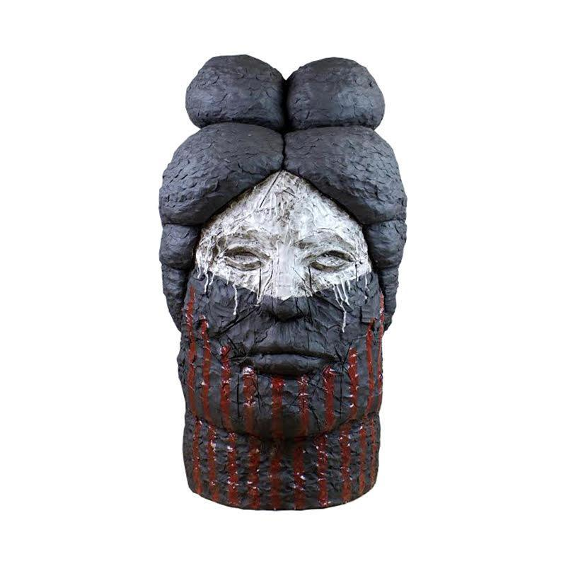 """Caddo Nation artisan Raven Halfmoon's piece """"Do You Speak Indian?"""" is among the artwork featured in """"Caddo Contemporary: Present and Relevant"""" showing Jan. 24 through March 24 in The Cole Art Center."""