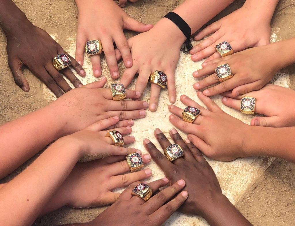 Here's a closer look at the Roughriders' championship rings.