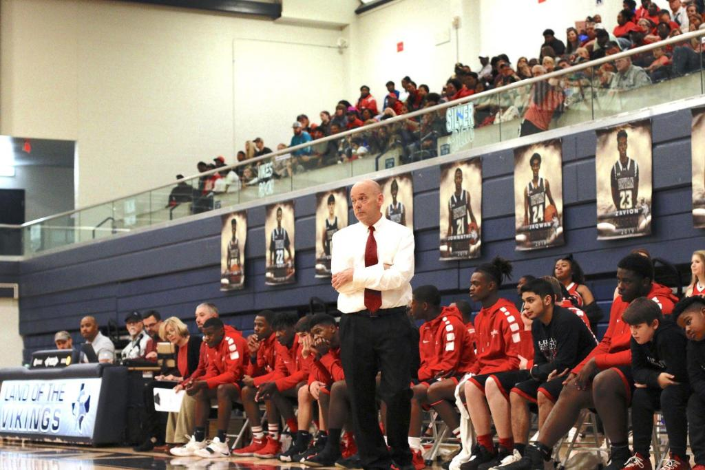 Shelbyville Dragons Head Coach David Schmitt are headed to the UIL Boys' State Basketball Finals at 1:30 p.m. Saturday.