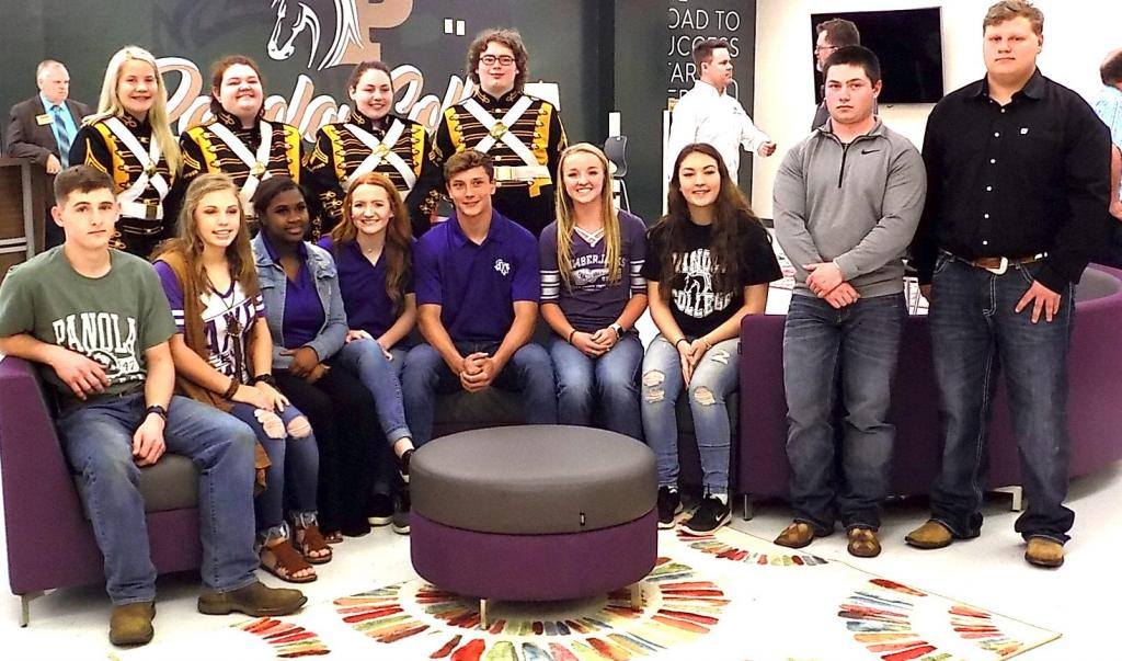 Students who are already benefiting from the district's dual college credit programs talked about their experience.