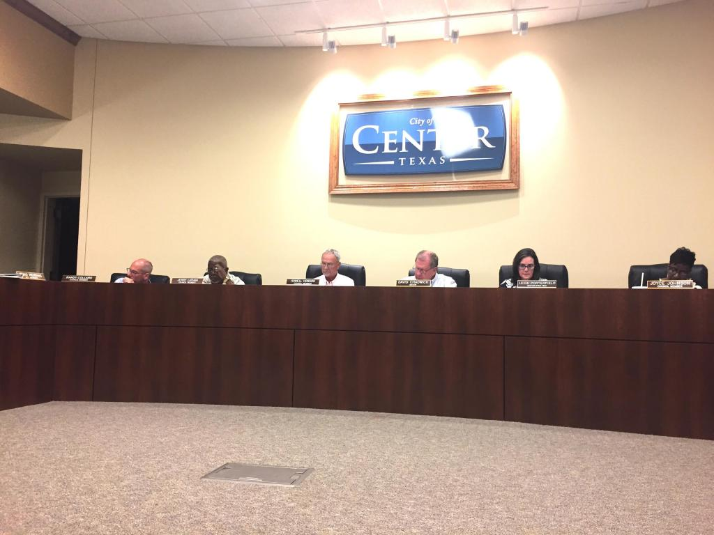 Center City Council members faced a full agenda at Monday night's meeting.