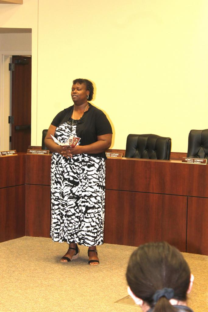 Felicia Thompson, Shelby County AgriLife Extension Service