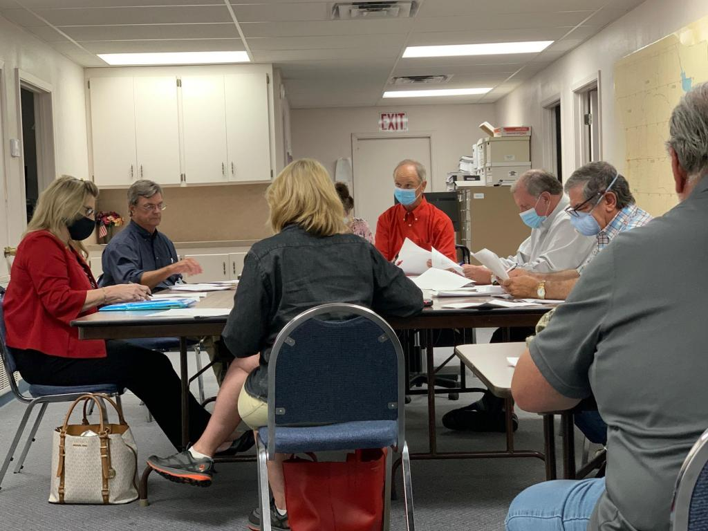 Shelby County Appraisal District public hearing on 2021 fiscal year budget Tuesday night.