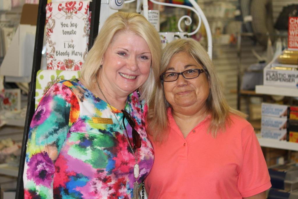 Business After Hours offers a time to shop and visit.