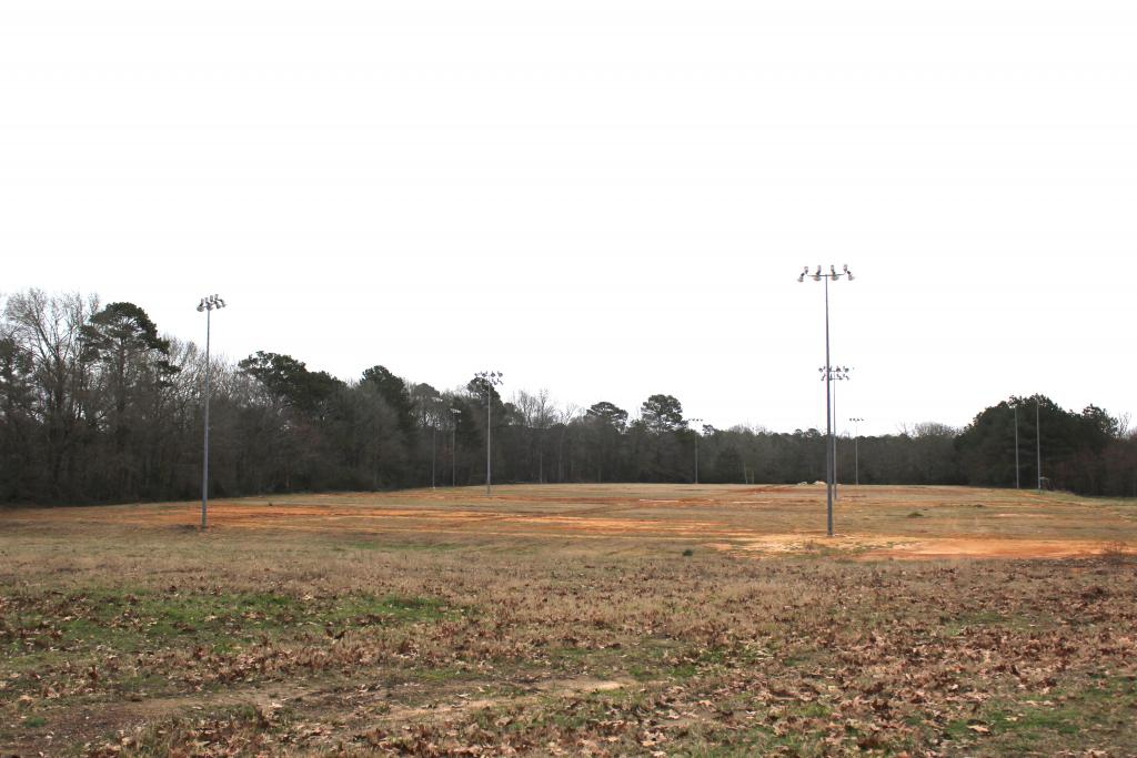 Work continues at site of future Center Soccer Park.