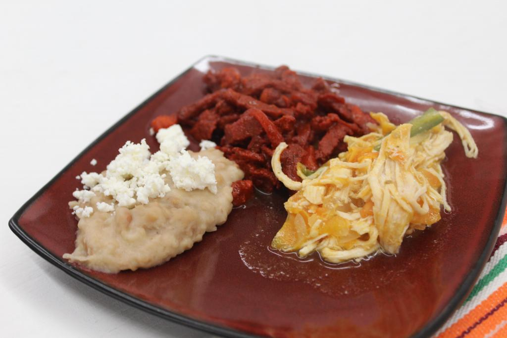 The Cinco de Mayo kitchen serves buffet lunch and dinners with breakfast available too.