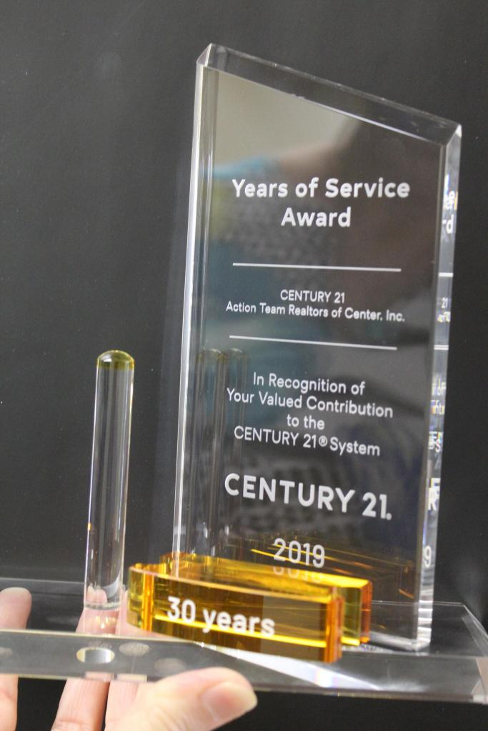 Century 21 Action Team Realtors of Center have been serving the real estate buying and selling public in the Shelby County area since 1989.