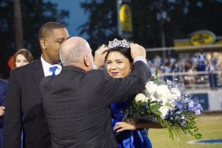 Homecoming Queen Day'za Lane