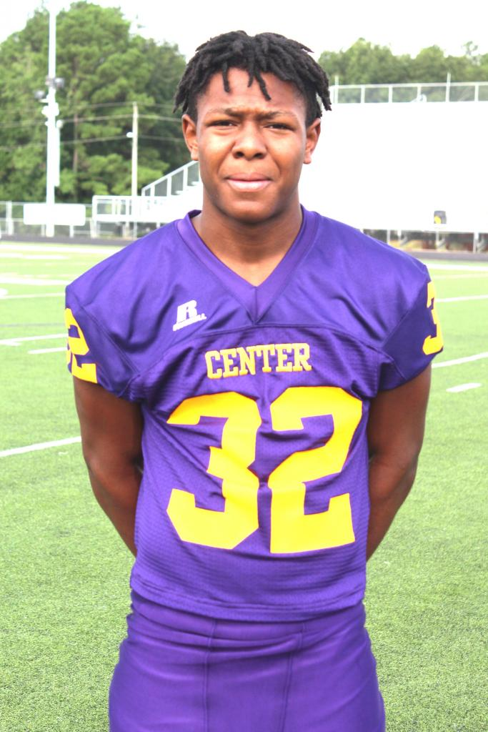 Center's KeAmodre Horace named District 10-4A DII Offensive MVP