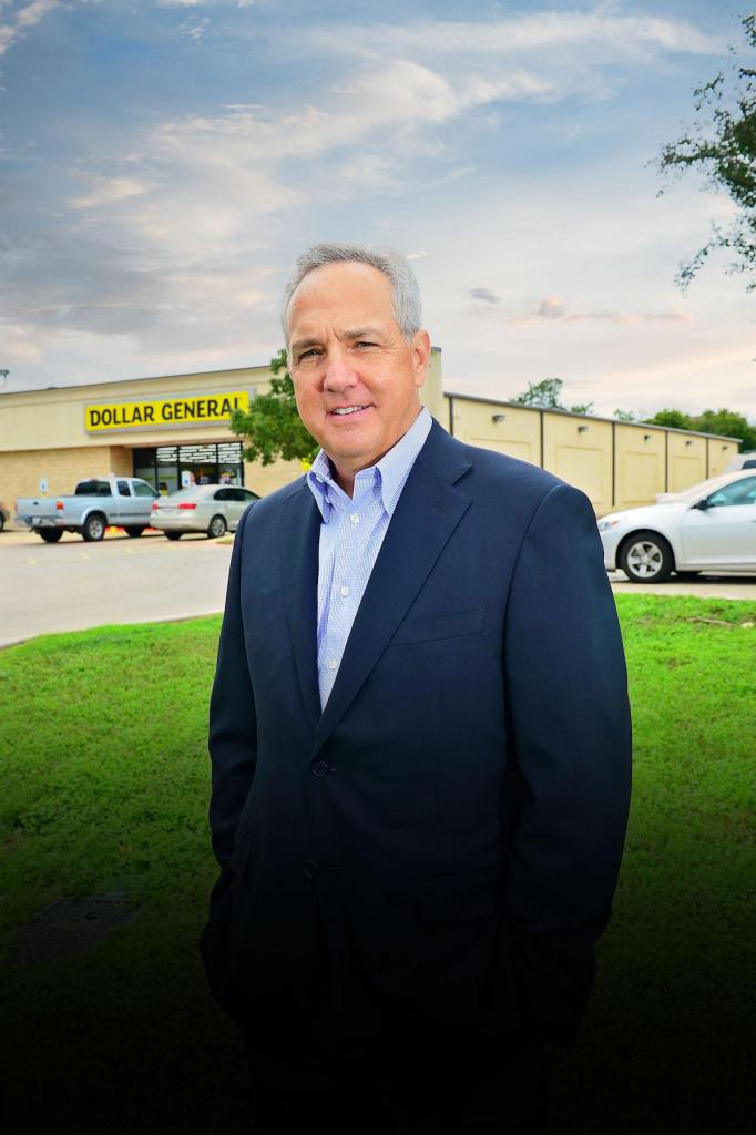 Michael Calbert, a 1984 Stephen F. Austin State University alumnus and Dollar General chairman of theboard, will deliver the commencement address as part of SFA virtual commencement May 30.