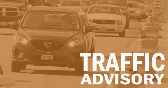 HEAVY TRAFFIC ANTICIPATED ON US 190 IN POLK COUNTY as Tribe