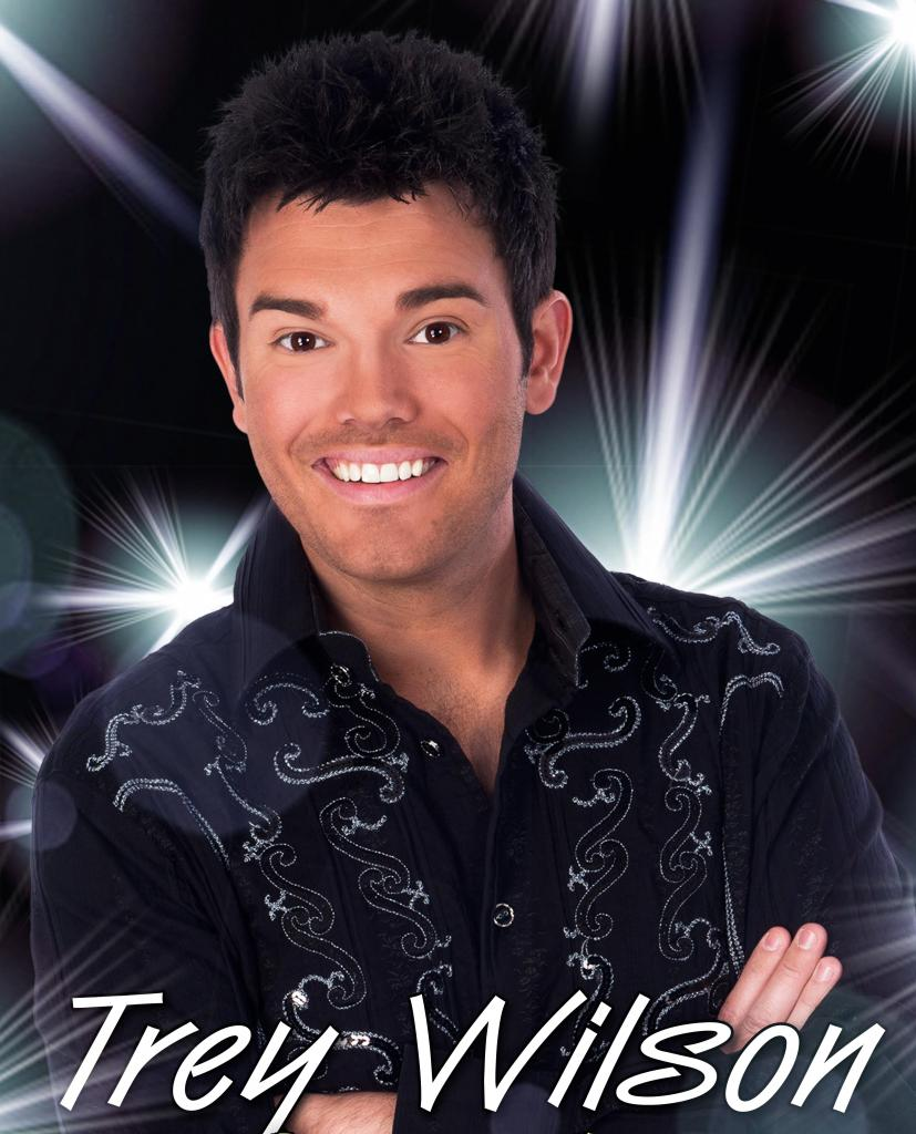 Trey Wilson will perform Sunday, March 10, at First Baptist Timpson.