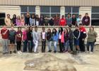 Tenaha Middle School students place in UIL Academic Competition